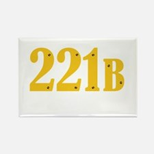 221B Rectangle Magnet