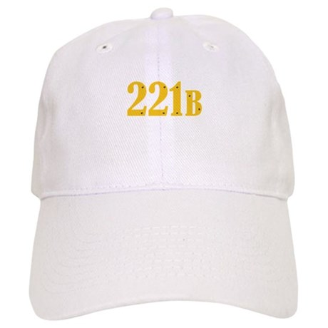 221B Baseball Cap