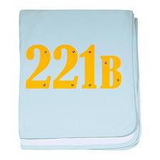 221B baby blanket
