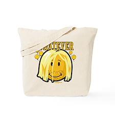 Whatever smiley Tote Bag