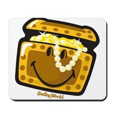 Treasure Smiley Mousepad