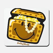 Treasure Smiley Mousepad