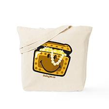 Treasure Smiley Tote Bag