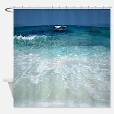 Mexican Beach Shower Curtain