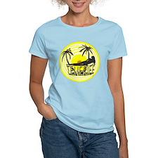 tenerife art illustration T-Shirt