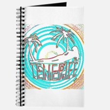 tenerife art illustration Journal