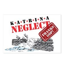 Katrina Neglect Postcards (Package of 8)