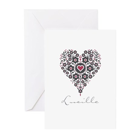 Love Lucille Greeting Cards (Pk of 10)
