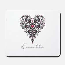 Love Lucille Mousepad