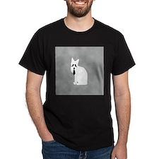 Fancy Cat Alone T-Shirt