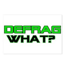 Defrag What? Postcards (Package of 8)