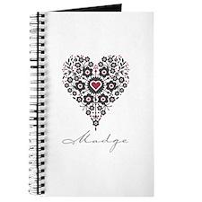 Love Madge Journal
