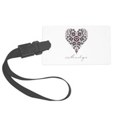 Love Madge Luggage Tag