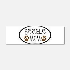Cool Beagle Car Magnet 10 x 3