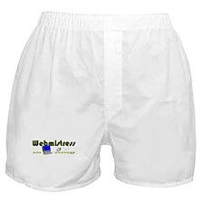 Webmistress Boxer Shorts