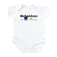 Webmistress Infant Bodysuit
