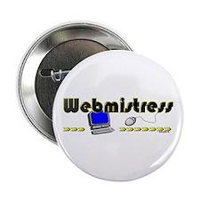 """Webmistress 2.25"""" Button"""