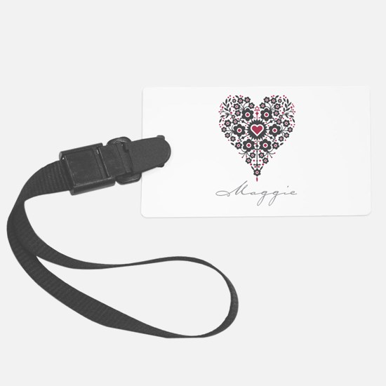 Love Maggie Luggage Tag