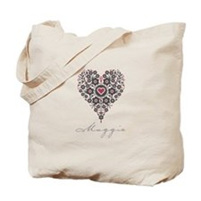 Love Maggie Tote Bag
