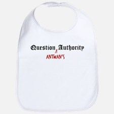 Question Antwan Authority Bib