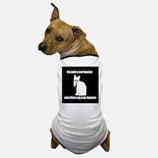 cat fancier 3 Dog T-Shirt