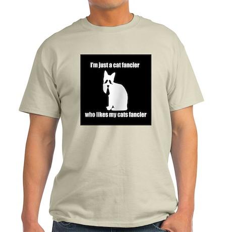 cat fancier 3 T-Shirt