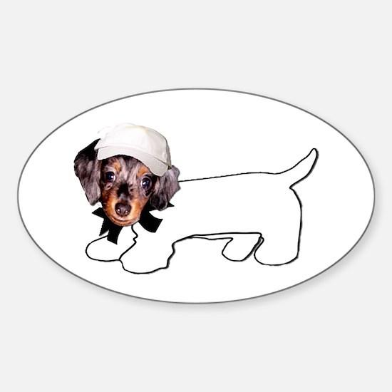 Autograph Hound Sticker (Oval)