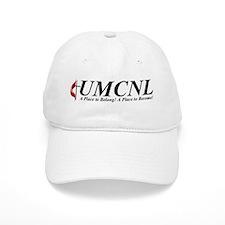 UMCNL Logo Black Baseball Baseball Cap