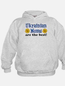 Ukrainian Moms Are The Best Hoodie