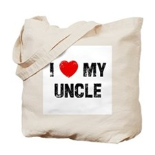 I * My Uncle Tote Bag