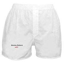 Question Dillan Authority Boxer Shorts