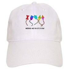 kite flying weekends Baseball Baseball Cap