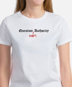 Question Colby Authority Women's T-Shirt