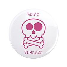 "pirate princess 3.5"" Button"