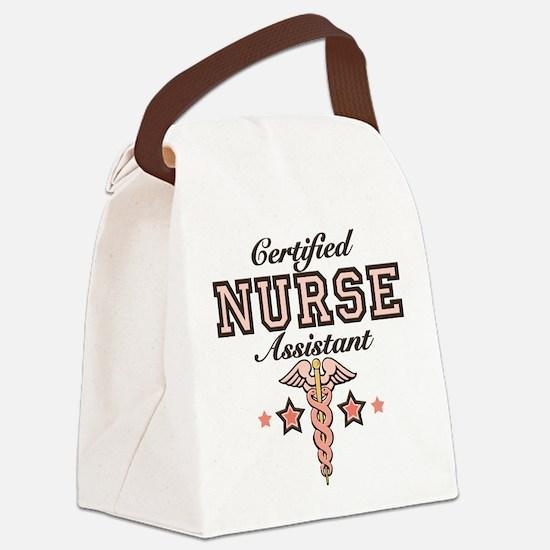 Cute Health care Canvas Lunch Bag