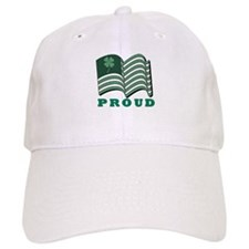 Proud Irish American Baseball Cap
