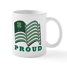 Proud Irish American Mug