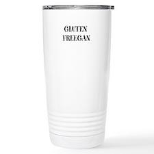 GLUTEN FREEGAN Travel Mug