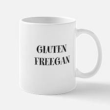 GLUTEN FREEGAN Small Small Mug
