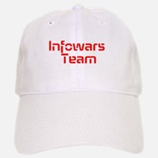 The Infowars Baseball Baseball Cap