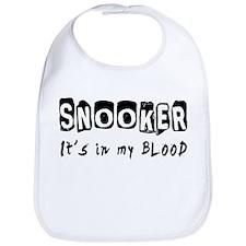 Snooker Designs Bib