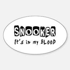 Snooker Designs Decal
