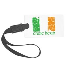 Cute St patrick's day Luggage Tag
