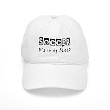 Soccer Designs Baseball Cap