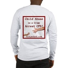 Arrest CPS Long Sleeved T-Shirt (gray)