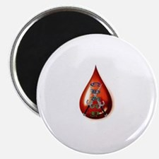 Qhuay Teardrop Magnet