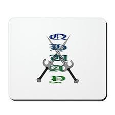 Qhuay Double Dagger Mousepad