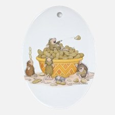 Nutty Friends Ornament (Oval)