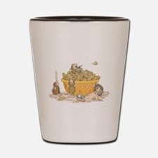 Nutty Friends Shot Glass