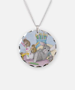 Cast of Characters Necklace